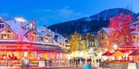 Whistler Holiday Packages