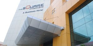 The Square Hotel in Begumpet