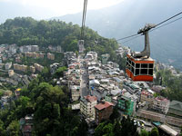 Darjeeling And Gangtok 4 Star Deluxe Package For 6 Days,Darjeeling
